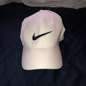White Nike Hat Never Worn with Tags still on